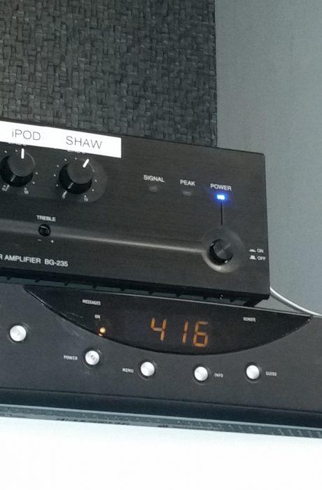 CorDent - Sound Masking & Background Music System